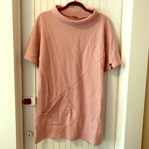 New With Tags - Light Pink Tunic